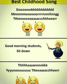 Can never forget 😉 funny school jokes, school humor, school fun, school life Funny Minion Memes, Very Funny Memes, Funny True Quotes, Funny School Jokes, Some Funny Jokes, School Humor, Funny Facts, School Fun, Hilarious