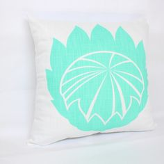 The Aqua Protea Scatter Cushion is designed in South Africa, hand-printed by a family run studio and sewn by a group of ladies from a local township. All the cushions are loving designed and hand-crafted by Lauren and ladies within the Knysna community which contributes to the local community by... Scatter Cushions, Throw Pillows, Aqua Color Palette, Knysna, Handmade Clutch, Love Design, Event Styling, Interior Styling, South Africa
