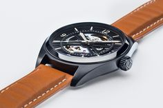 Khaki Field Skeleton | H72585535 | Hamilton watch