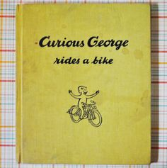 Vintage Curious George Book!