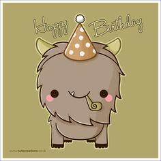 Happy Birthday Cute  9