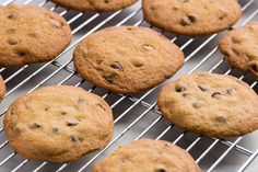 Here's Exactly How to Make Tate's Chocolate Chip Cookies at Home - Delish.com