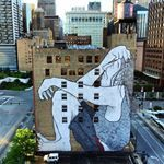 Something new from EllaPitr in Chicago streetart streetartnews ellapitr