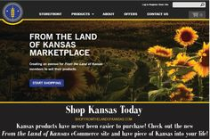 Shop the new From the Land of Kansas Marketplace! Explore what Kansas has to offer! State Of Kansas, Buy Local, Agriculture, Landing, Bbq, Explore, Shop, Barbecue, Barbacoa