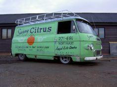 Very cool Commer Van