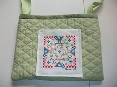 Small Wheelchair Tote Bag Pattern