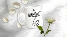 Birthday Coffee Mug For Him, 73 Year Jubilee Funny Gifts, Gag Gift For Man Anniversary 73 Years, Unique Cup For Best Friend 73 Yr Party