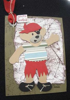 Pirate Build A Bear