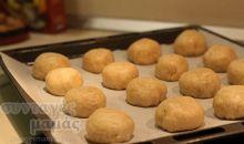 Μηλοπιτάκια Greek Desserts, Hamburger, Food And Drink, Sweets, Bread, Cookies, Vegetables, Cake, Gardening