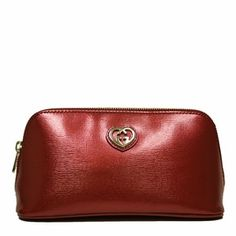 80ae505acd5 Gucci Shiny Red Cosmetic Case 338190