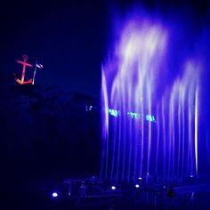Musical Fountain - Grand Haven, Michigan