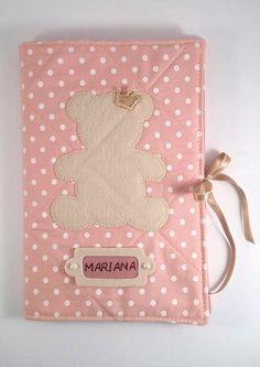 Maria Girafa Ateliê: Utilitário - Capinha da Mariana