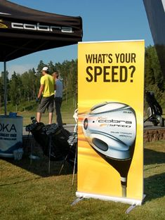 With the nice weather approaching, many of our clients are seeking outdoor exhibit solutions. Check this out!