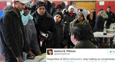 Hillary Clinton supporters are mocking Sanders voters frustrated by the many obstacles that prevented them from participating in the New York primary.
