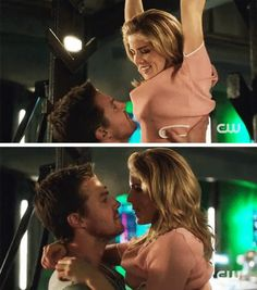 #Olicity #Arrow #Sea