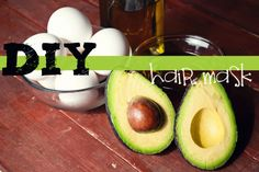DIY Hair Mask Treatment the blog say, avocados, egg yolks, honey & oil. no specific amounts just mix & be careful for the mess, leave in for a 30 min to an hour,  then wash as usual and you should see a difference.