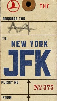 JOHN F. KENNEDY [JFK] INTERNATIONAL AIRPORT  Flew in/out of here to Florida and Roma in 2012.