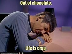 Funny Star Trek Pictures – 32 Pics | #Spock #Chocolate
