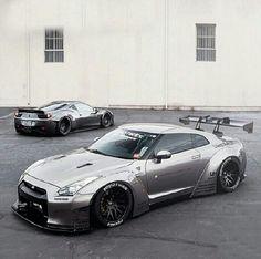Ferrari 458 or Nissan GTR?