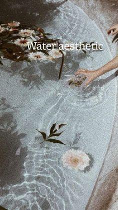 Water aesthetic