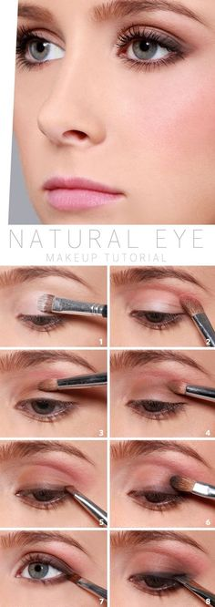 10 Romantic Eye Makeup Tutorials