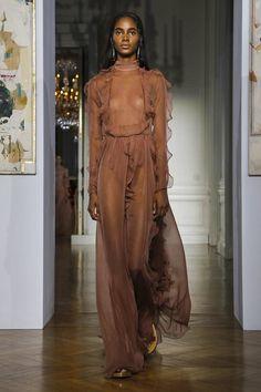 Valentino Couture Spring Summer 2017 in Paris