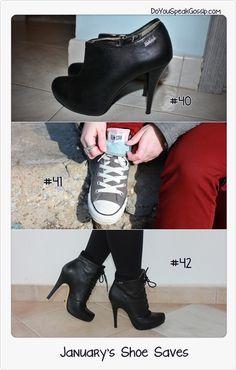 January's shoe saves - DoYouSpeakGossip.com