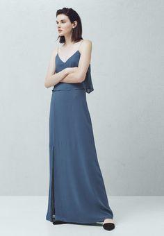 Mango FRIDA - Maxikleid - blue für 79,99 € (11.01.16) versandkostenfrei bei Zalando bestellen.