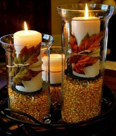 Autumn table Source: FB