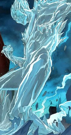 Sinister Iceman Art by: Jerome Opena Did you know that Iceman was an X-men in the Age of Apocalypse but once he came to the regular time stream he switch sides ? Marvel Comics, Marvel Comic Universe, Univers Marvel, X Men, Iceman Marvel, Marvel Xmen, Comic Books Art, Comic Art, Robert Drake