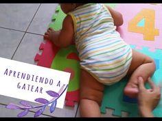 Ejercicios para estimular; arrastre, gateo, marcha. - YouTube Baby Boy Rooms, Infant Activities, Pediatrics, Montessori, Beach Mat, Parenting, Nursery, Boys, Projects