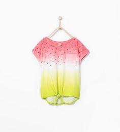 Watermelon T-shirt from Zara Girls