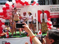 Toronto Pride Parade, 2012, in pictures!