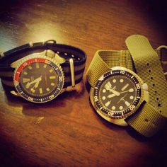 My Vintage Seiko Divers, 7002 and 6309