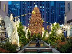 Christmas in New York City - I am so excited for you!!