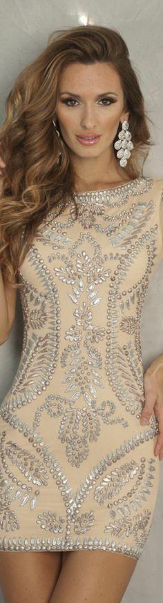 MEITAL DRESS IN NUDE More fashion dresses : http://luxurytouch.biz/dresses-157/