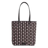 Easy Tote | Vera Bradley.  I so love Pink Elephants!  Glad the pattern is back.