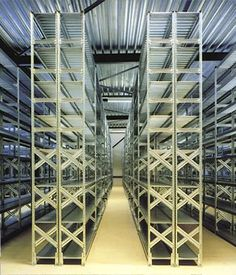 Metalsistem - Modular Storage Systems