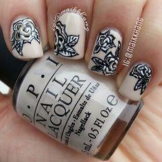 Instagram photo by  maikkhang  #nail #nails #nailart