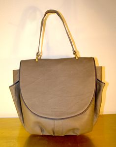 FORALICE bag in grey with blue   www.etbang.com