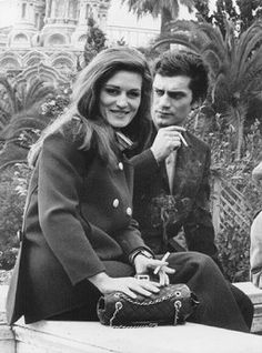 Luigi Tenco and Dalida, San Remo 1967