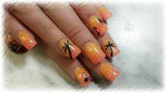 Ty's nail design