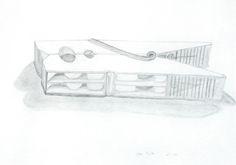 Élcio Djata. Grafite s/ papel, 29,7 x 42 cm