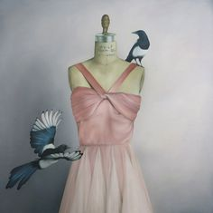 Hicks Gallery - Two For Joy - Amy Judd