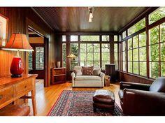 Portland, Oregon 1915 craftsman home interior - Living Room Ideas - Craftsman Living Rooms, Craftsman Home Interiors, Craftsman Interior, Craftsman Windows, Craftsman Homes, Craftsman Porch, Bungalow Interiors, Farmhouse Interior, Craftsman Style Bungalow