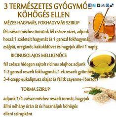 Köhögés  elleni gyógymód Health And Wellness, Health Tips, Health Care, Health Fitness, Health 2020, Health Promotion, Doterra, Home Remedies, Healthy Lifestyle