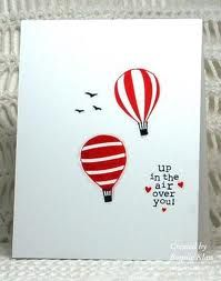 stampin up up up and away - Google Search