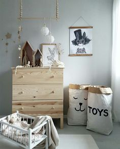 Natural Wood Kids Furniture in Kids' Rooms - by Kids Interiors