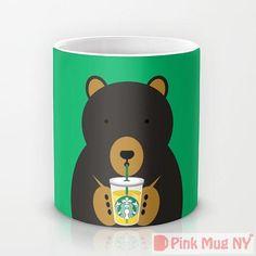 Personalized mug cup designed PinkMugNY  I love by PinkMugNY, $10.95