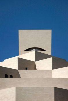 Museum Of Islamic Art, Doha, Qatar by Ieoh Ming Pei Architect